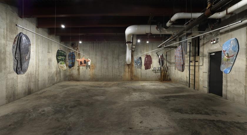 Installation View - Ramiken Crucible, 2017