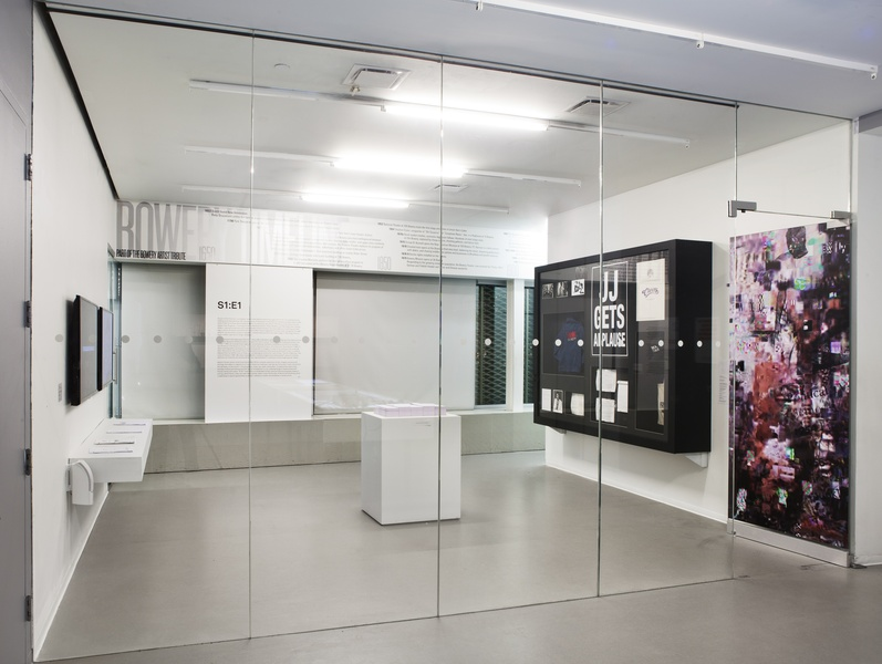 Installation View: S1:E1