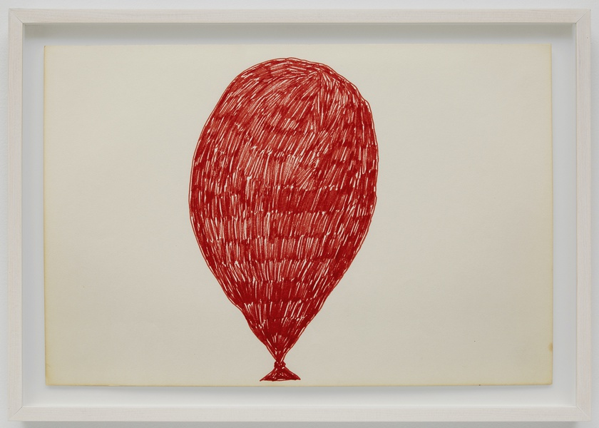 One red balloon, 1990