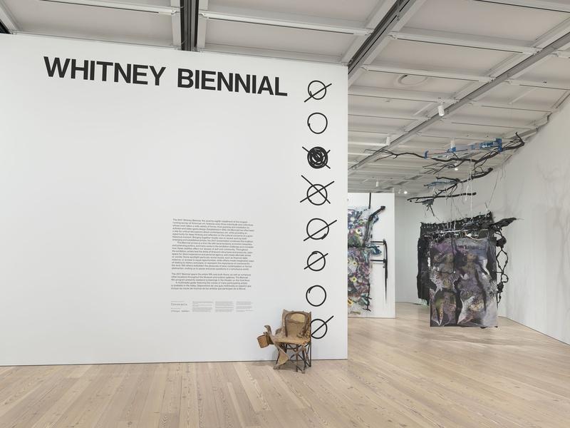 Installation View: Whitney Biennial 2017