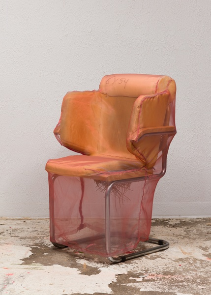 Cesca Leaves the Stack (Modified Chair), 2016