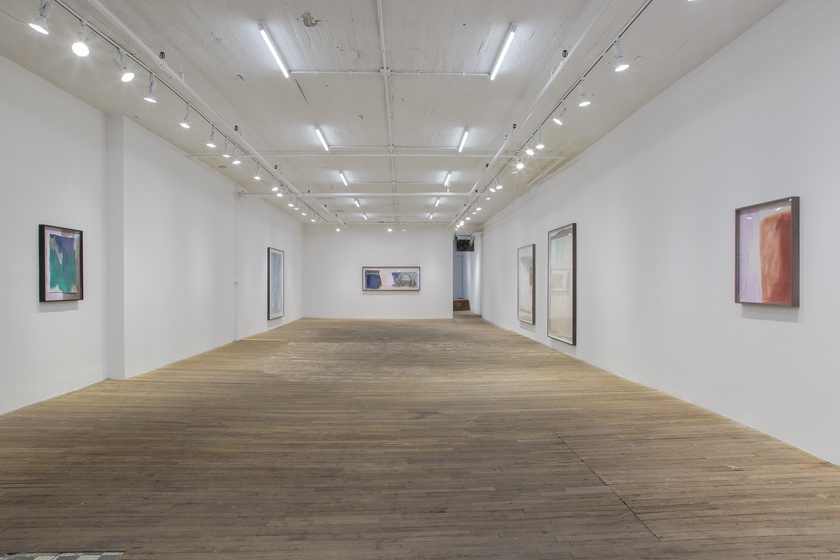 Installation View, INNER CHAPTERS, March 20 - May 8, 2021