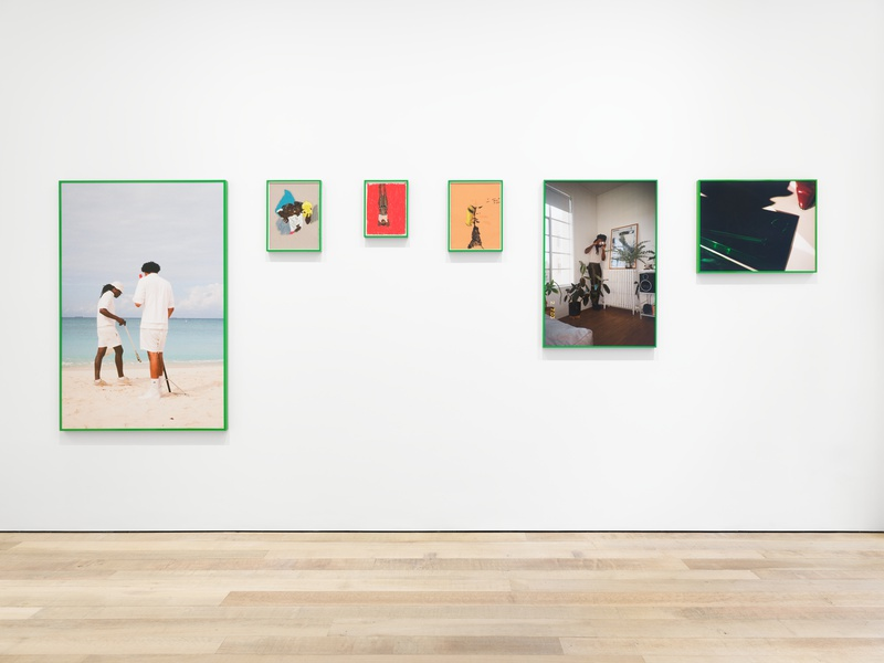 Installation view, Martine Syms, SOFT, Sadie Coles HQ, London, May 25 – July 03, 2021
